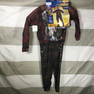 Guardians  Star-Lord Child Costume Avengers Size M